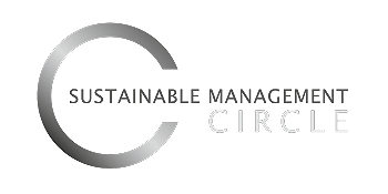 Logo Sustainble Management Circle